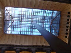 Inside Magna Plaza - Amazing glas roof