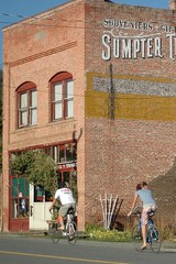 cycle Oregon-Scenes from Sumpter