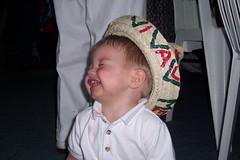 smile with sombrero