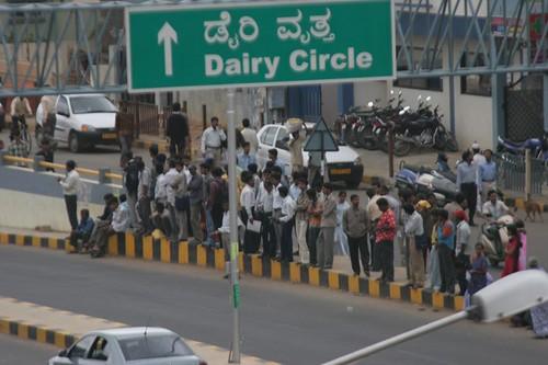 IMG_0003 dangerous for bus users...Jayadeva flyover