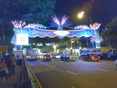 serangoon road lights for deepavali