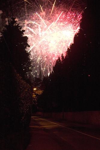 Blackrock fireworks