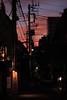 街影の真上
