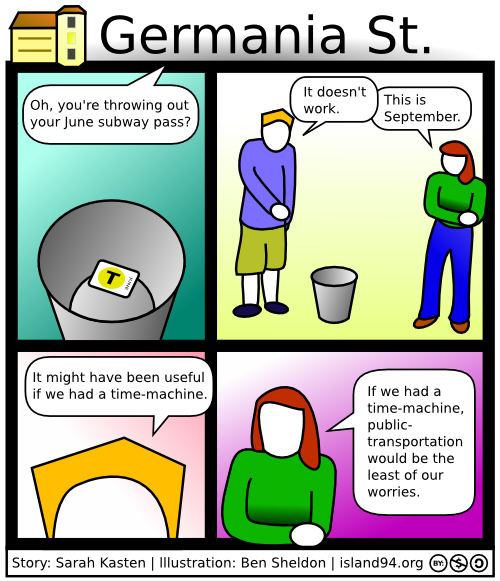 Germania St. #1