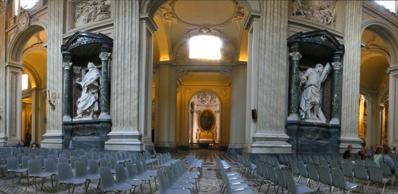 Basilica S Giovanni in Laterano in Rome