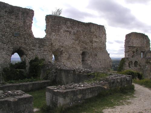 Les Andelys-Chateau Gaillard HY 012