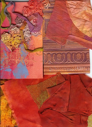 Quilting Arts Challenge Materials