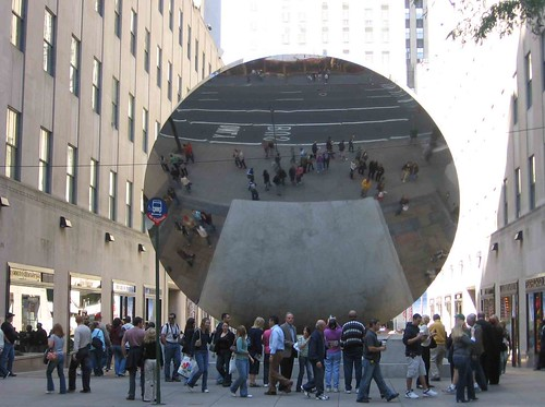 Sky Mirror from Fifth Avenue