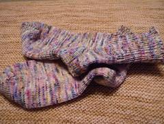Koigu socks done