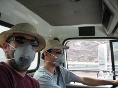 Dust Mask Road Trip