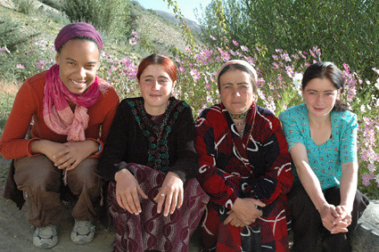 Second Pamiri Family