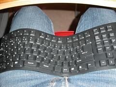 Gummitangentbord