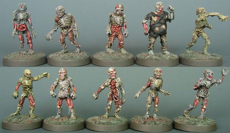 Eureka Zombies
