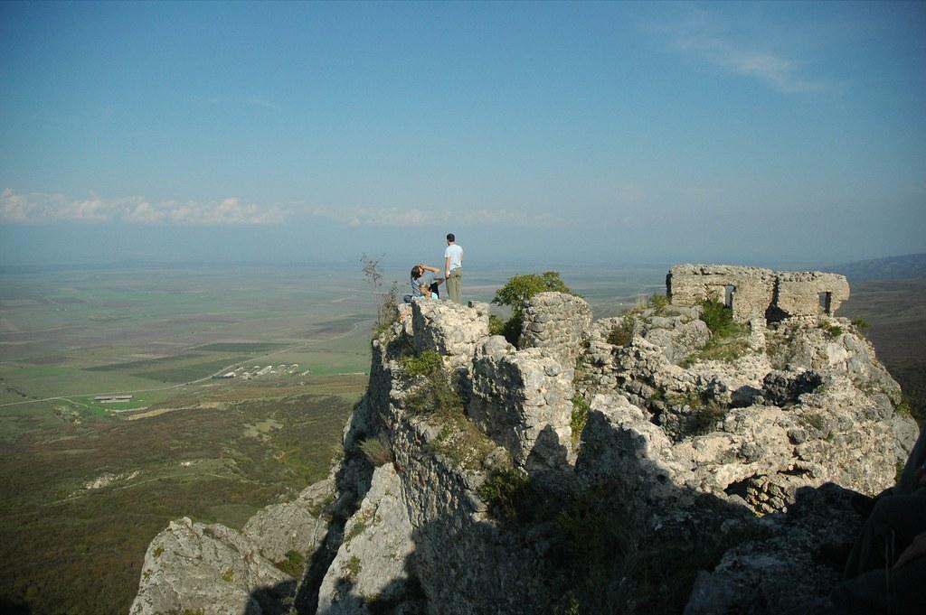 Tamar's Castle