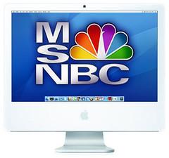 MSNBC Gets Mac Friendly 1