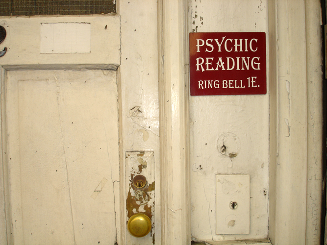 the midtown psychic