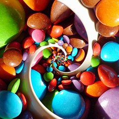 Smarties: Inverted Double Spiral (-1,2) photo by gadl
