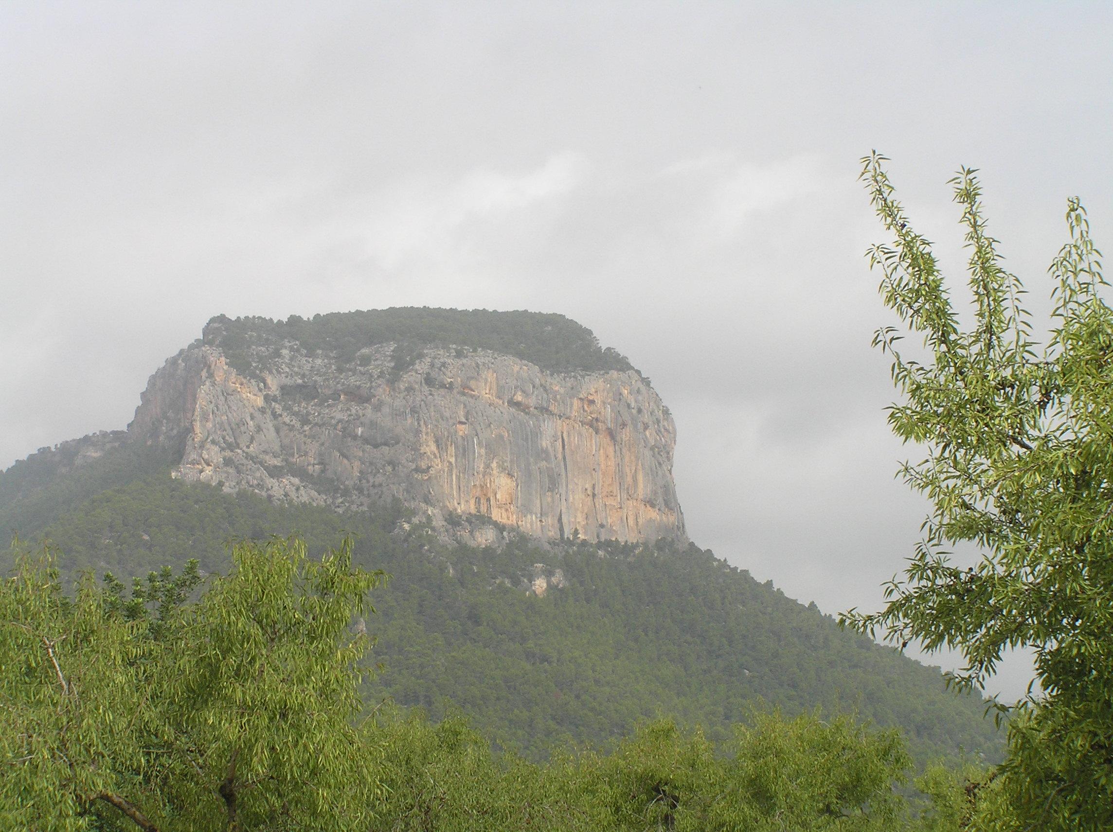 Diario de un montañero Paparazzi: Castell de Alaró: Sierra de Tramuntana