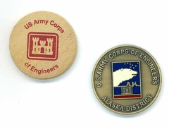 USACE Coins