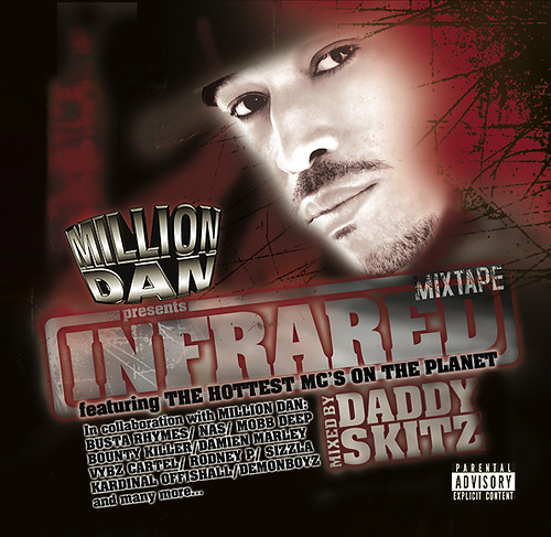 Million Dan Mixtape Cd