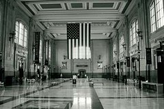 Flag Hall