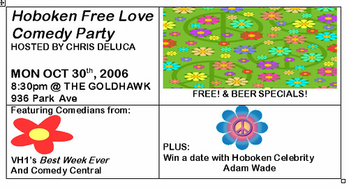 274234908 a8d4bd102a - Hoboken Free Love Comedy Party