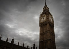 Mysterious London photo by bekahpaige