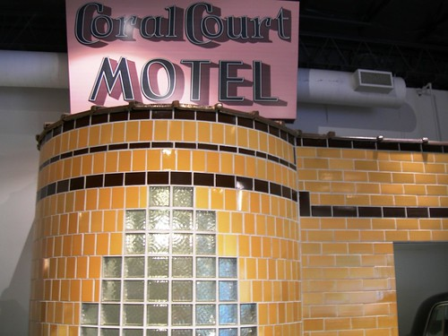 Coral Court Motel rebuilt at Museum of Transportation