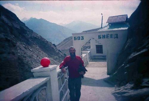 Bibi Fatima hot spring at Yamchun, Tajikistan / ビビファチマ温泉(タジキスタン、ヤムチュン村)