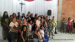 Despedida das Irmãs Vicentinas