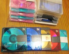blank-discs