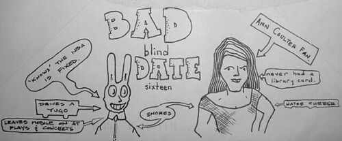 Bad Blind Date