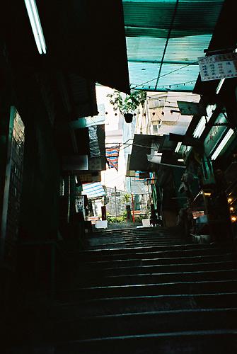 Hong Kong Island/Sheung Wan
