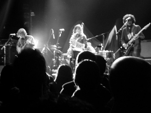 The Zutons @ Webster Hall (2)