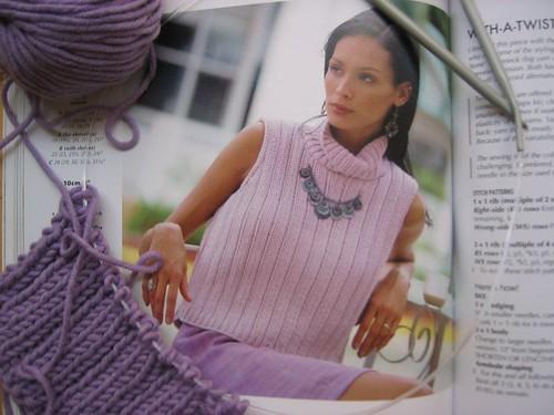 El jersei que vull fer