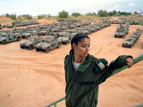 The Israeli Army (in a pensive mood)