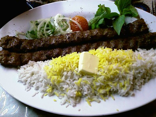 The Big Koobideh