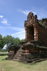Budda and Temples  in Sukhothai 05
