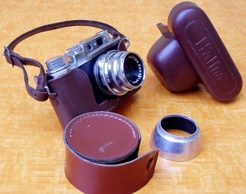 Halina 35X - Camera-wiki org - The free camera encyclopedia