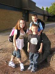 get the tissues out - all three of my kids are in school now