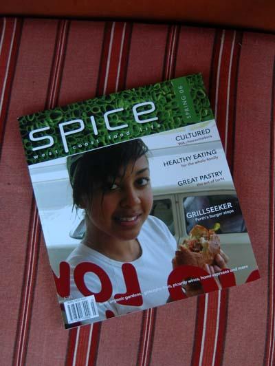 spring spice