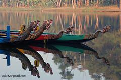 (Perahu) Naga Siap Bertarung