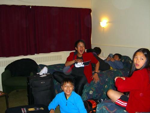 在Christchurch的RUSSLEY HOTEL-3