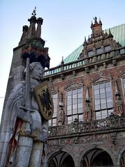 03.2006 Bremen Roland statue
