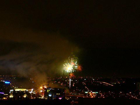 Merdeka Fireworks 8