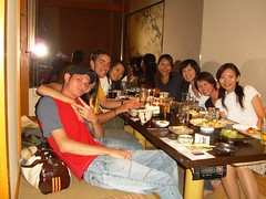 Juninho, Ai-chan, Alex, Yossi, Mai-Mai, Chika, Miwa, Maki