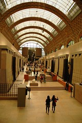 Ground Floor of the Musee d'Orsay