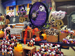 NYC Disney Store Halloween 02