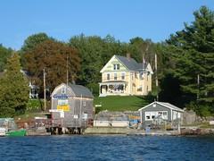 The Eddy Marina and Clifford Homestead