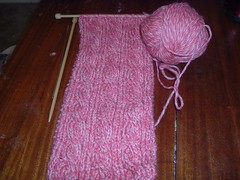 Candy Cane Scarf 007